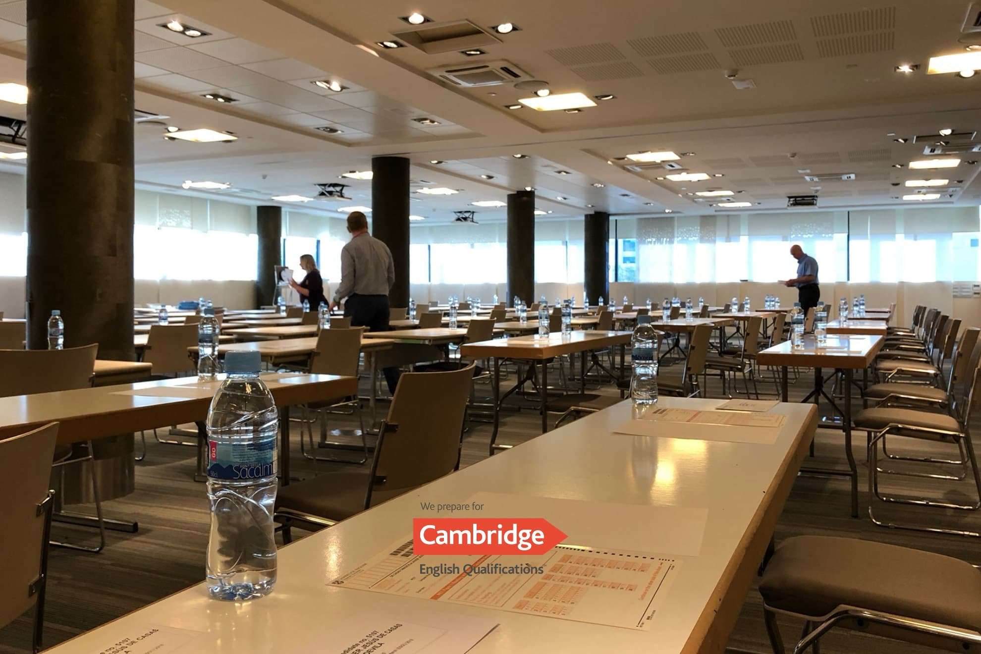 Semana Exámenes Cambridge marzo 2019